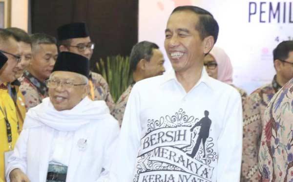 Inilah Rahasia di Balik Desain Kemeja Jokowi