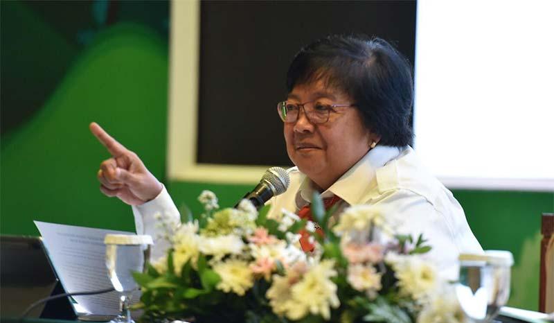 Menteri Siti pada Jajaran KLHK: Kerja Serius, Jagalah Kedaulatan Negara