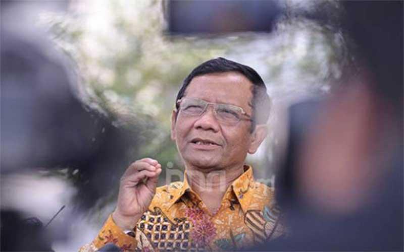 Teror Bom di Polrestabes Medan? Begini Respons Mahfud MD