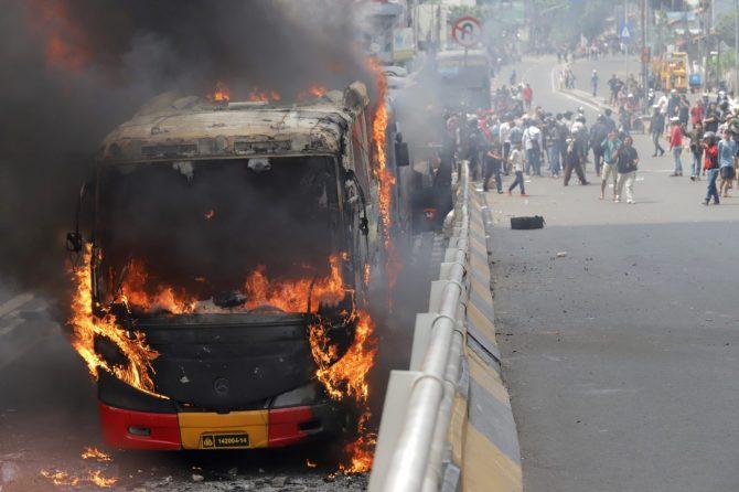Komnas HAM: Korban Tewas Kerusuhan Mei 10 Orang