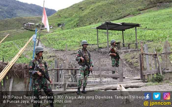 Speedboat Pembawa Logistik Pilkada Papua Ditembaki Kelompok Kriminal