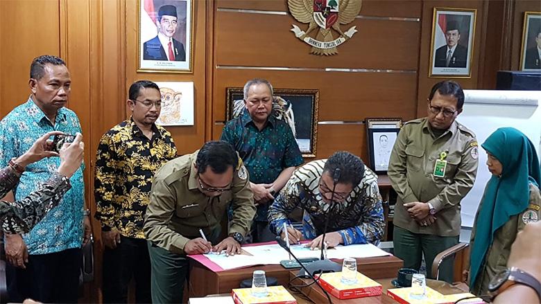 Melalui KSDAE, Pemerintah Terus Genjot Pertumbuhan Ekonomi Luar Jawa-Bali