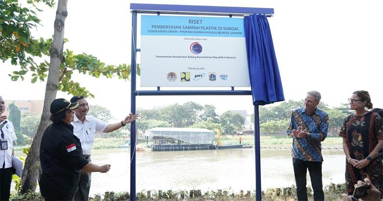 RCS, Teknologi Pengendali Sampah Plastik Akan Digunakan di Indonesia