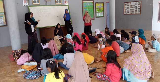 Kelas Inspirasi Sentuh Pelosok Desa