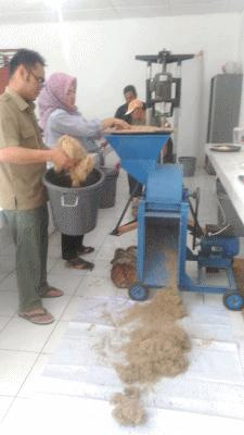 Kurangi Penggunaan Kayu, Kotoran Gajah Jadi Bahan Kertas di Aek Nauli
