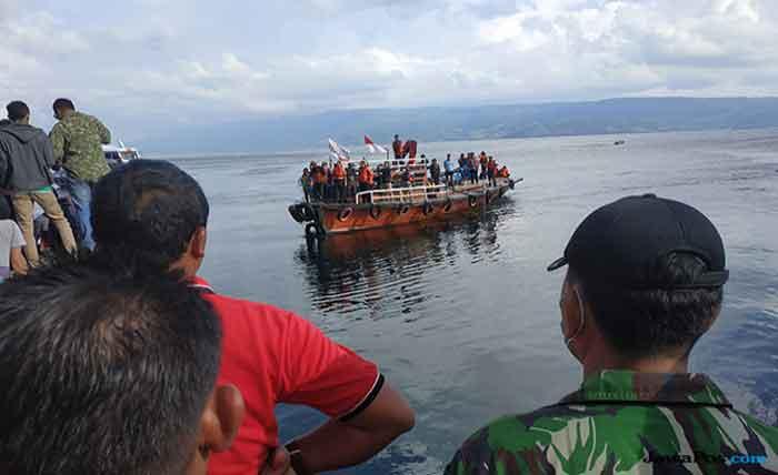 Insiden KM Sinar Bangun, Kadishub Samosir Jadi Tersangka