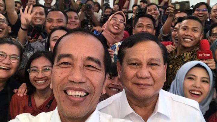 Ryamizard: Jangan Sampai Prabowo ''Ngiler''