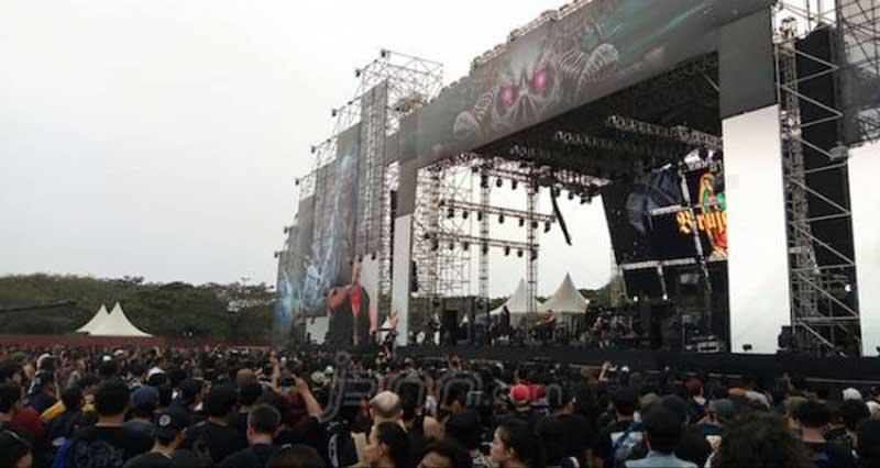 Festival musik cadas, Hammersonic 2020 Hadirkan Black Flag
