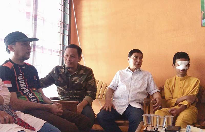 Cerita MFA, Korban Perundungan di SMPN 38 Pekanbaru.