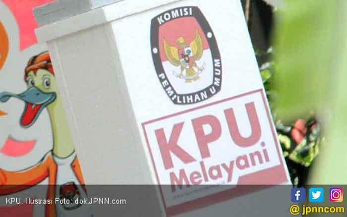 KPU Yakin Menkumham Tanda Tangani Draf Pelarangan Eks Koruptor Jadi Caleg