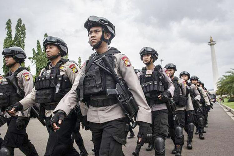 Kriminalitas Menurun Signifikan di Masa Pandemi Corona