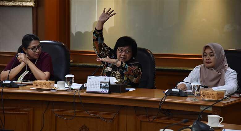 KLHS Calon Ibukota Baru, Selesai Bulan November