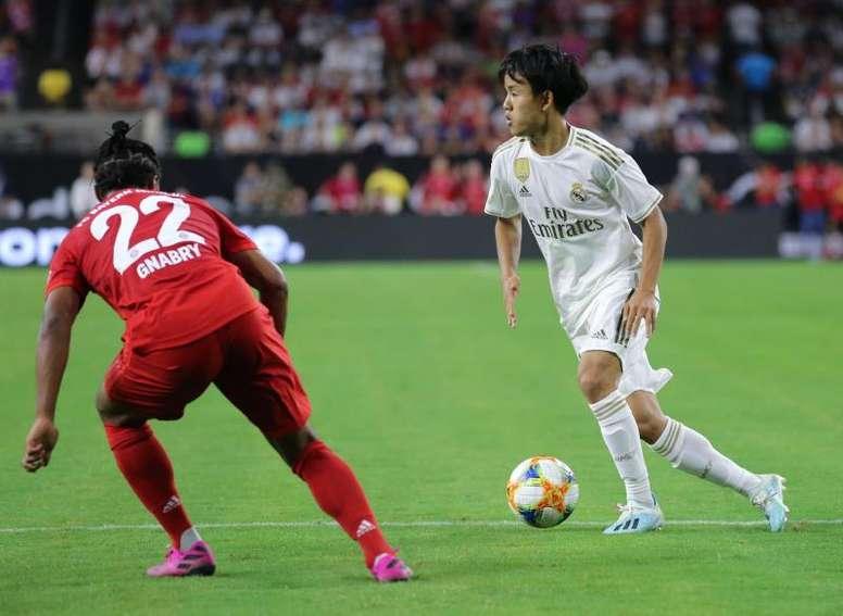 Madrid Akan Pinjamkan Kubo ke Klub Promosi Ini