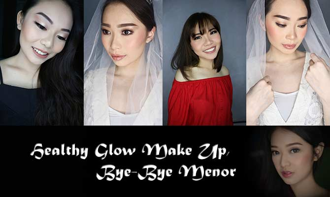 Healthy Glow Make Up, Bye-Bye Menor