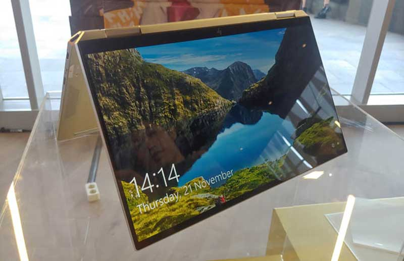 Model Anyar Laptop 2-In-1 HP Spectre x360 Resmi Dirilis
