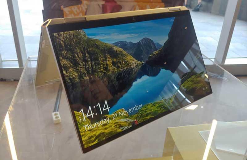 Model Anyar Laptop 2-In-1 HP Spectre x360 Resmi Dirilis