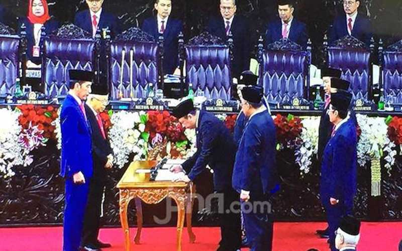 Ini 5 Program Prioritas Jokowi-Ma'ruf Usai Dilantik