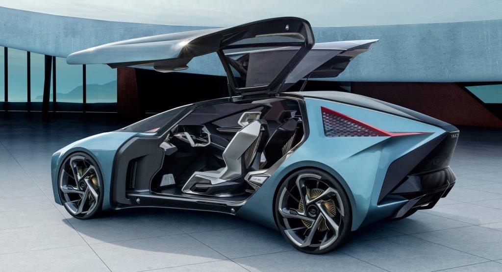 Lexus Bakal Ungkap Mobil Listrik Pertamanya
