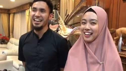 Keluarga Lindswell Belum Restui Pernikahan dengan Hulaefi