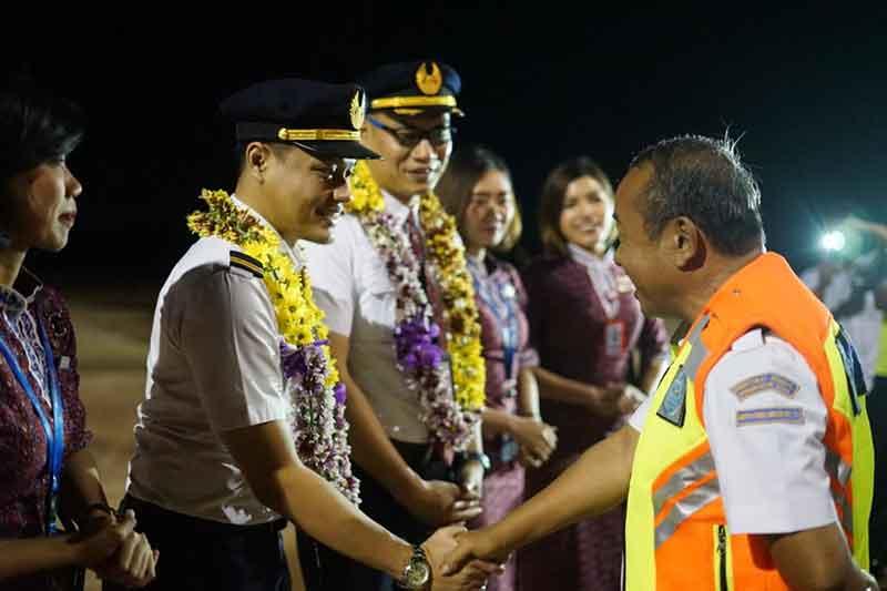 Lion Air Maskapai Terakhir Beroperasi di Terminal Lama Bandara Tjilik Riwut