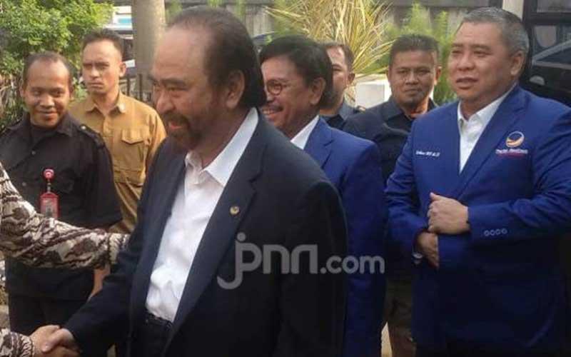 NasDem Dekati PKS untuk Adang Prabowo-Puan Maharani di Pilpres 2024?