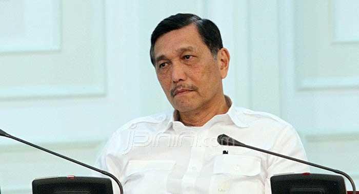 Menko Luhut soal Prabowo Maju Capres: Itu Namanya Demokrasi
