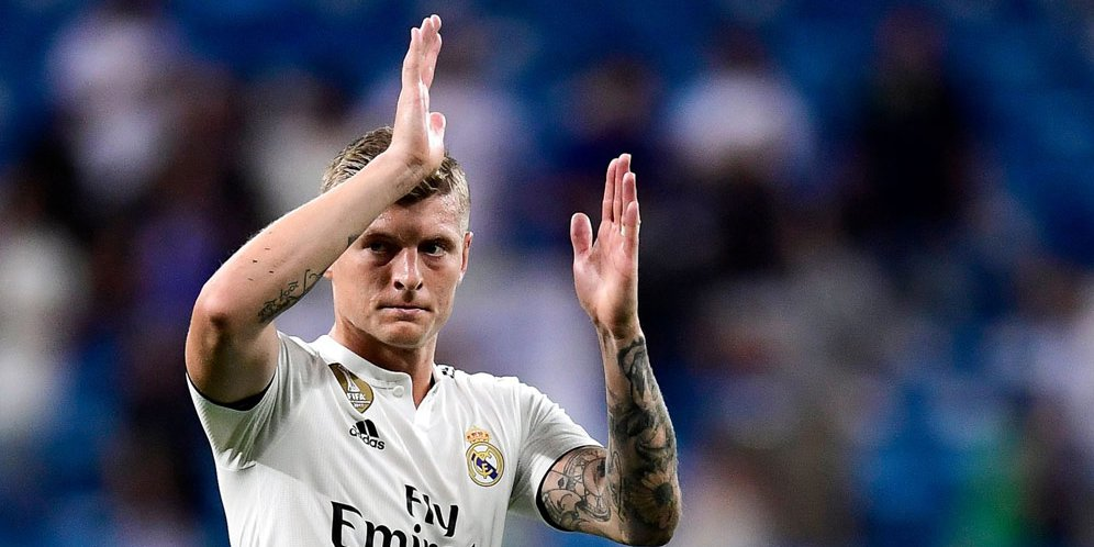 Kroos Akan Tinggalkan Madrid? Itu Rumor!