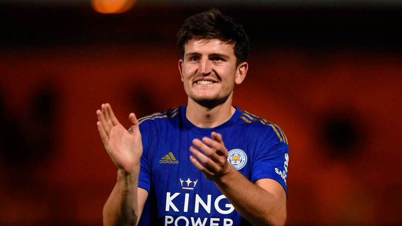 City Tak Sanggup Beli Harry Maguire