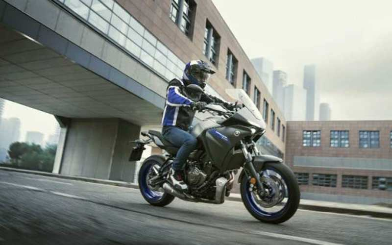 Yamaha Tracer 700 Baru, Makin Asik Diajak Touring