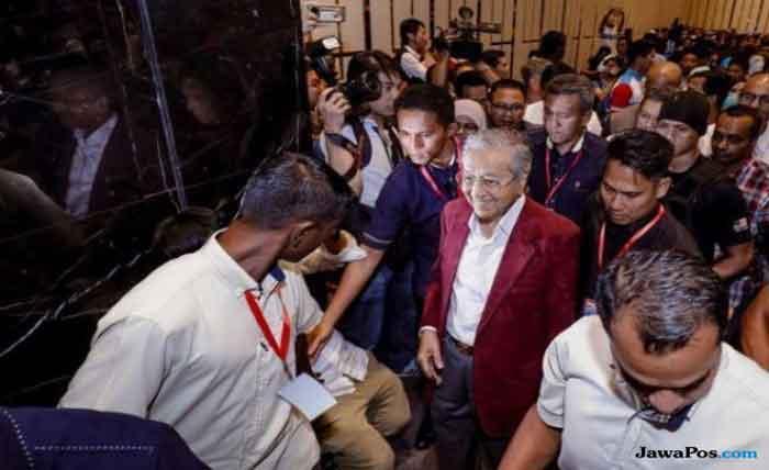 Indonesia Jadi Negara Pertama yang Dikunjungi Mahathir Mohamad