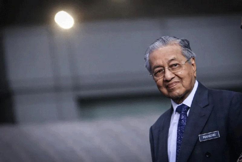 Mahathir Tolak Kompensasi USD 2 Miliar dari Goldman Sachs