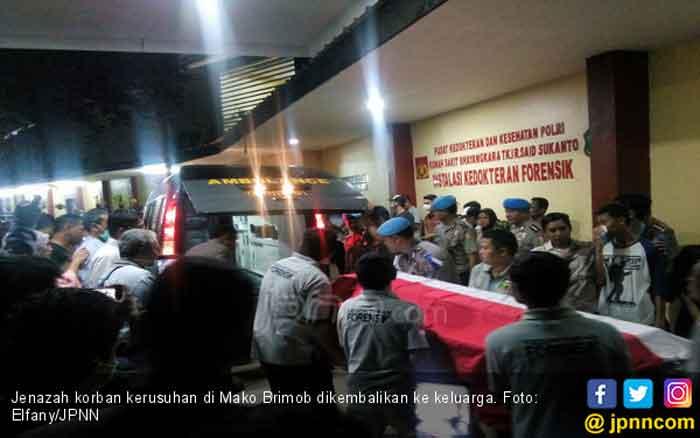 Aparat Kepolisian Diminta Tingkatkan Keamanan Pascarusuh di Mako Brimob