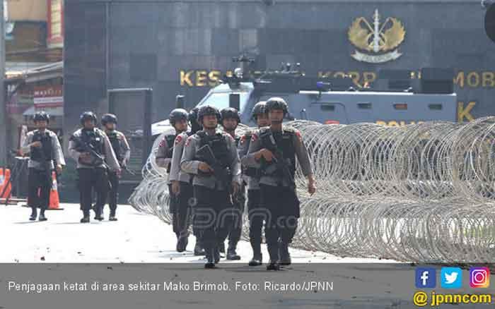 Jasad Teroris yang Tewas di Mako Brimob Akhirnya Dimakamkan Keluarga