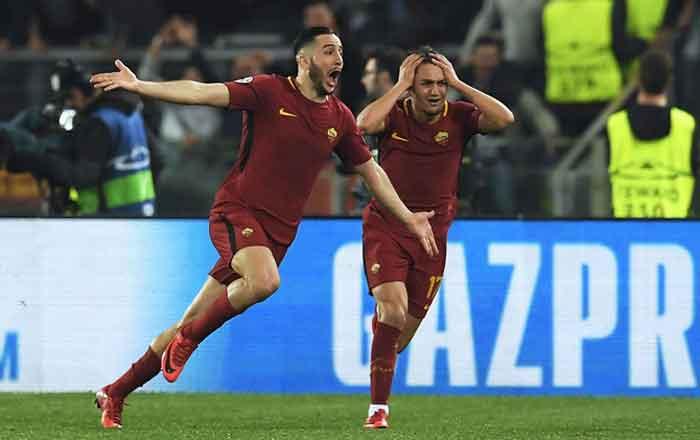 Sejumlah Rekor Menawan Ini Ditorehkan Roma usai Menyingkirkan Barcelona