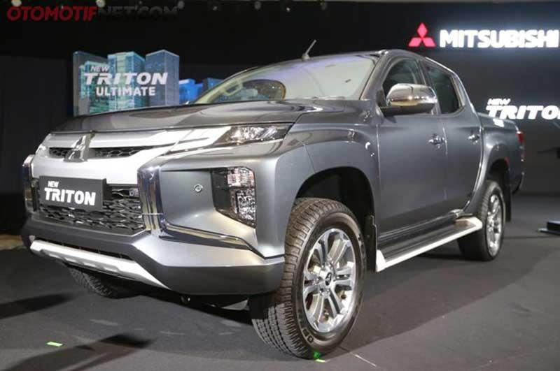 MMKSI Klaim Biaya Perawatan Mitsubishi Triton Lebih Murah