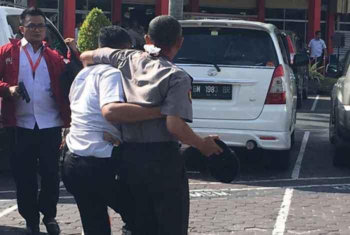 Ayat Cahyadi Pastikan Potang Balimau Dibatalkan usai Mapolda Riau Diserang