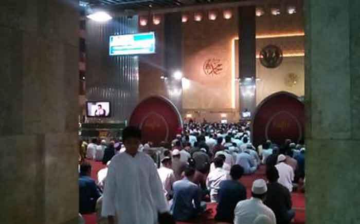 Soal Larangan Khatib Berceramah Politik, Ini Penjelasan Dewan Masjid