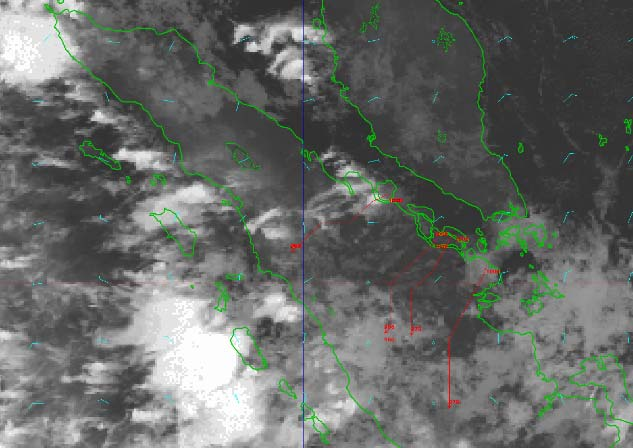 BMKG Hotspot Update Riau 39 Titik