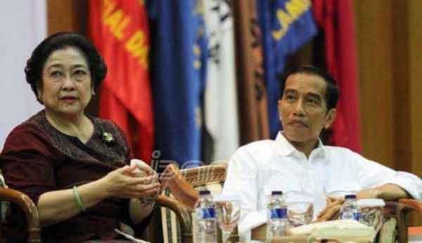 Jokowi Minta Maaf ke Megawati Terkait Polemik Gaji BPIP