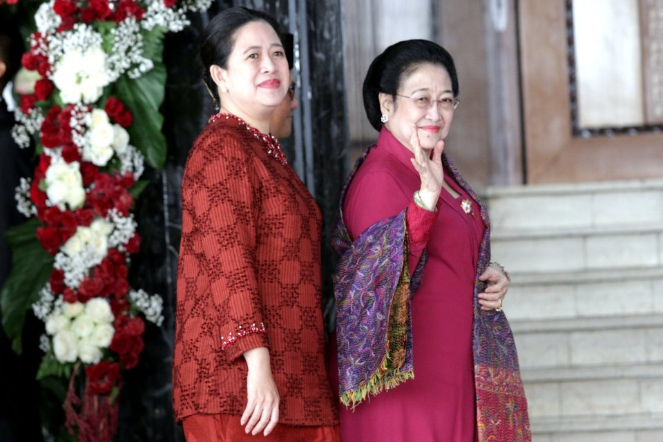 Megawati Ketum Partai Terlama dan Jatah Menteri