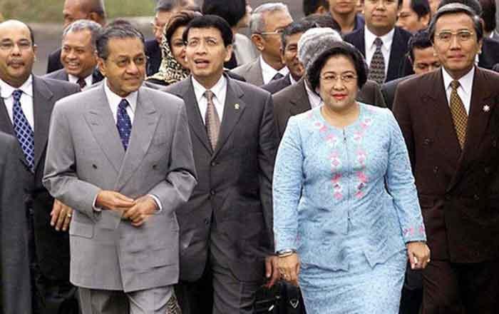 Tanggapi Kemenangan Mahatir, Megawati: Selamat kepada Rakyat Malaysia