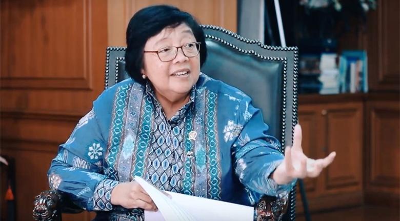 Menteri Siti Nurbaya,  Selama Ini Masyarakat Adat Tidak punya Tempat
