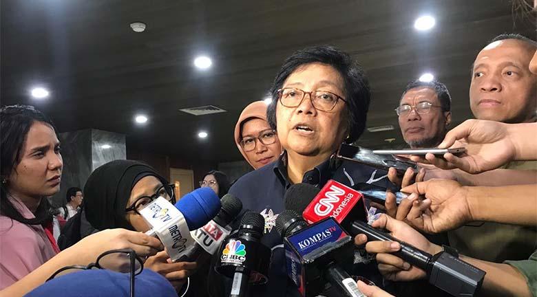 Menteri Siti Targetkan KLHS Untuk Ibu Kota baru Selesai Sebelum Purna Tugas
