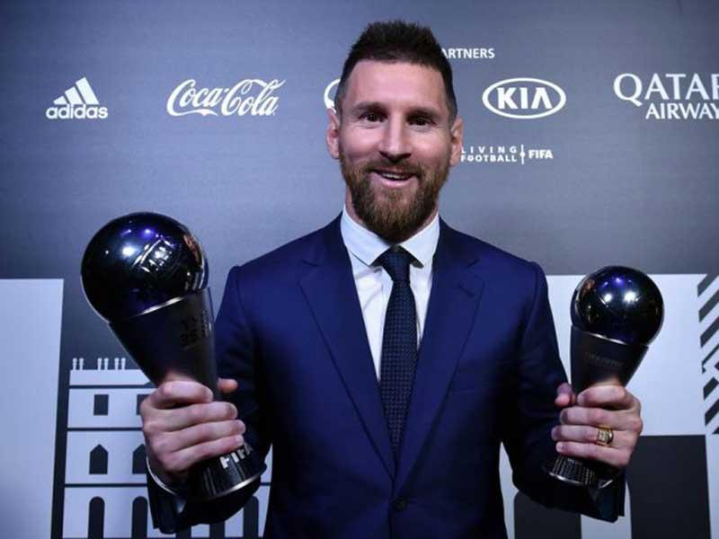 Bela Messi Jadi Pemain Terbaik, Gary Lineker: Angka-Angka Dia Superior
