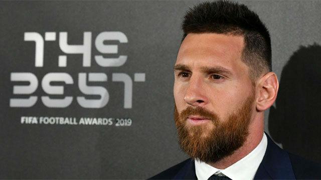 Layakkah Messi Pemain Terbaik Dunia 2019?