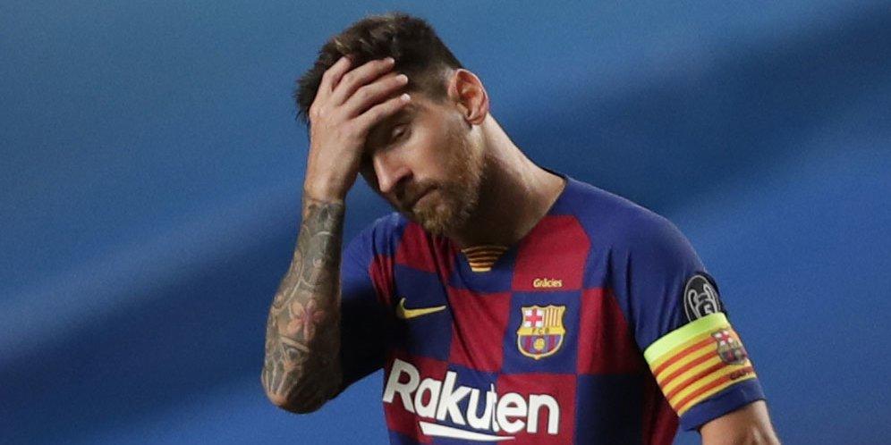 Messi-Ronaldo Dimatikan, Argentina-Portugal Pulang Cepat