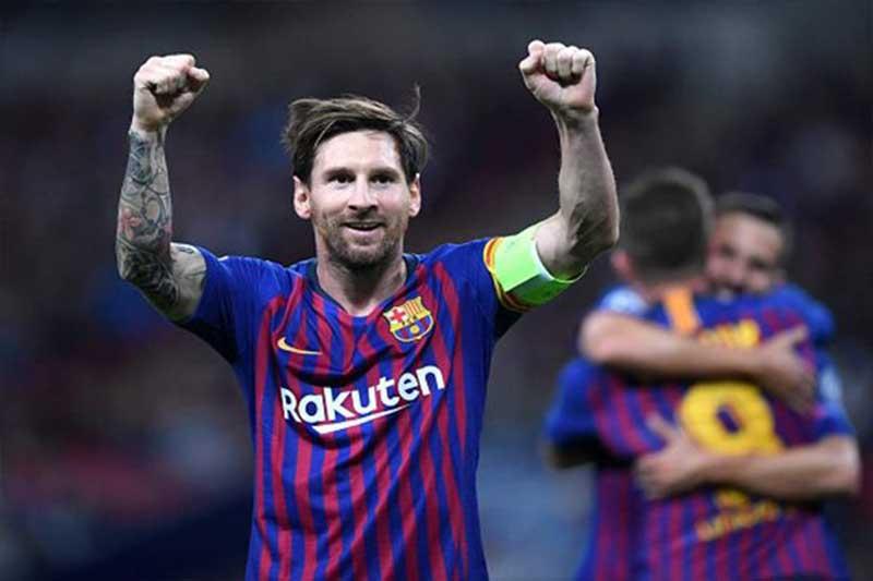 Barcelona vs Sevilla: Menanti Kolaborasi Griezmann-Messi