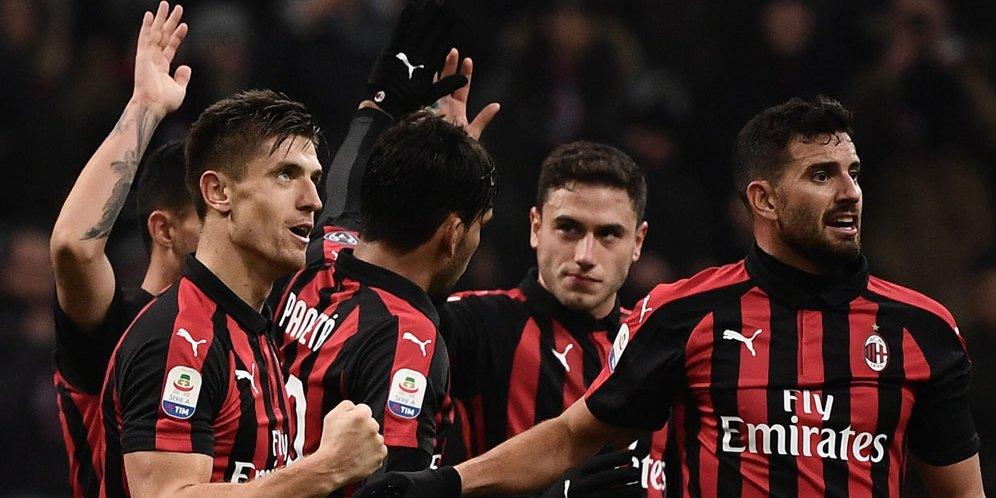AC Milan Didiskualifikasi, Torino Beruntung