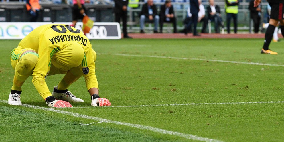 Blunder Donnarumma Menangkan Sampdoria