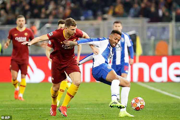 Madrid Amankan Militao dari Porto